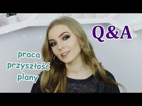 Q&A: Moja Praca, Plany Na Przyszłość & Dzieci?!
