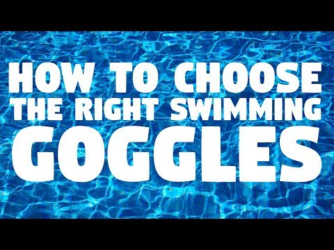 How to Choose Swimming Glasses