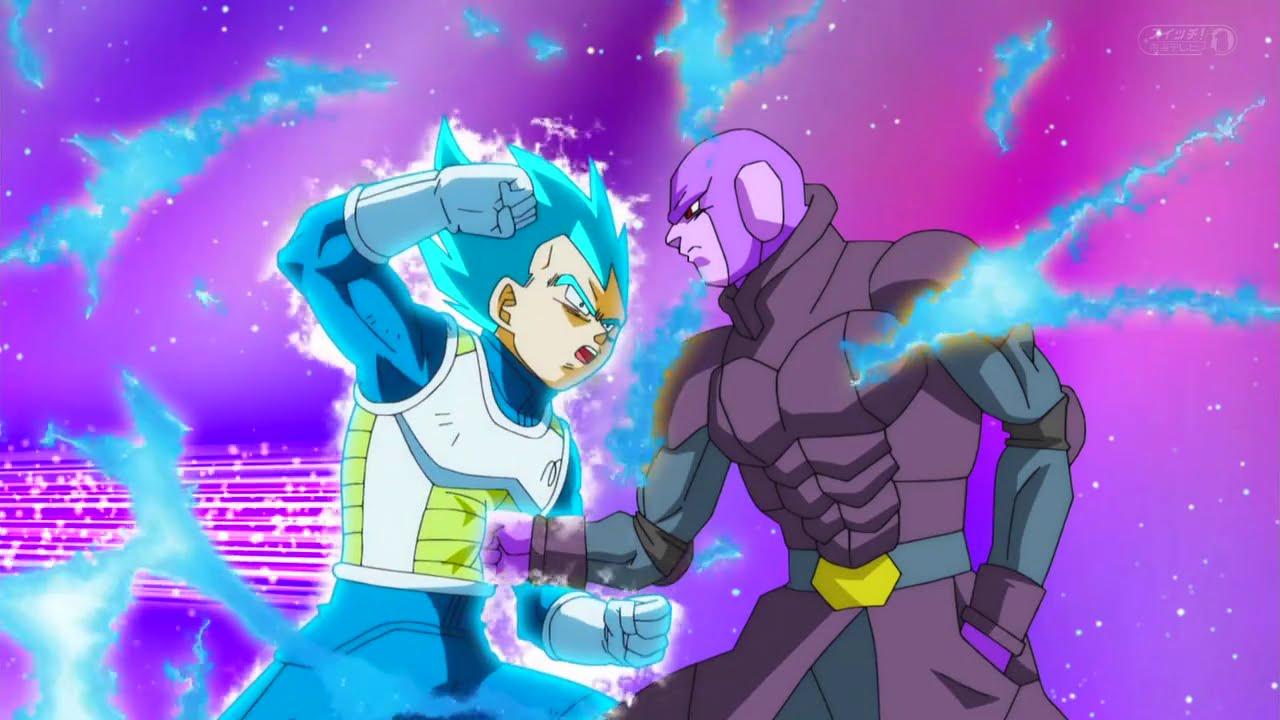 Dragon Ball Super Amv Vegeta Vs Cabba Hit Amv Hd