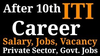 AFTER 10th CAREER IN ITI | COURSE