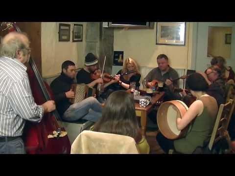 Irish Music Session Clip on The Wild Atlantic Way from Joe McHugh's Pub, Liscannor, Co. Clare