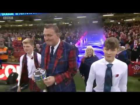 Doddie Weir & Family present the Doddie Weir Cup