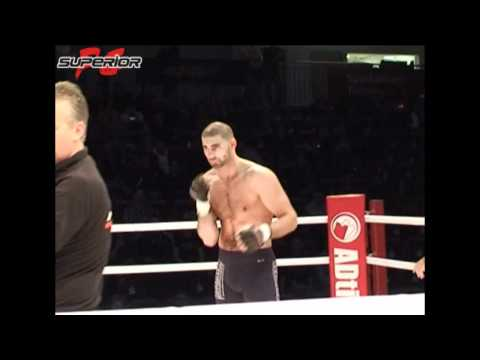 Fight Card 26.11.11 Superior FC und M-1 (Sami Antar vs.Dawid Baziak)