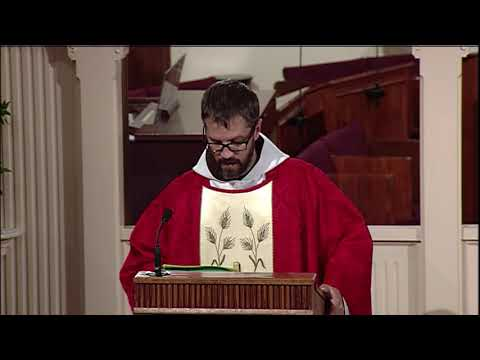 Daily Catholic Mass - 2019-02-05 - Fr. Paschal