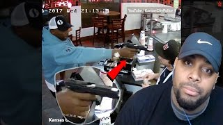Mask Off Challenge - He Robbed A Jimmy John