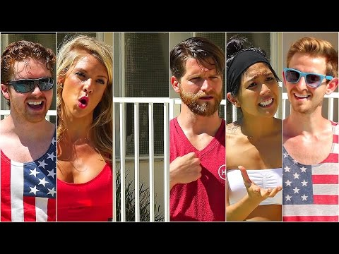 5 People You Meet At A Fourth of July Party