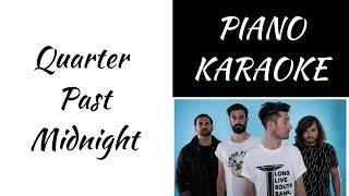 Video Quarter Past Midnight - Bastille - piano KARAOKE download MP3, 3GP, MP4, WEBM, AVI, FLV Juli 2018