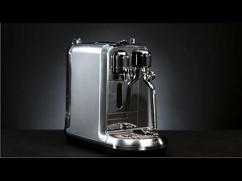 Nespresso Creatista - Monthly Maintenance