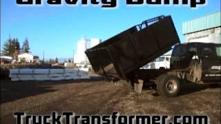 Gravity Dump System For TruckTransformer
