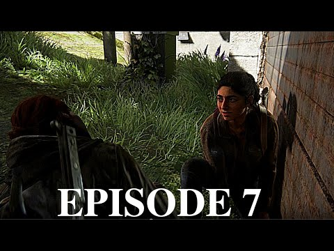 THE LAST OF US PART 2: EP 7-SEATTLE COURTHOUSE
