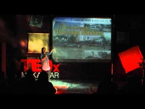 Creative urban spaces: Yulianti Tanyadji at TEDxMakassar