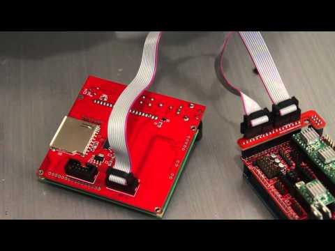 3D Yazıcının Elektronik Montajı