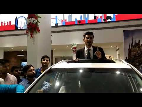 Vestige New Car(Vivek Anand Mishra Jee) In Motihari