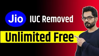 Jio to Non Jio Unlimited Free in India From 1 Jan 2021   IUC Charges Removed   Jio to Non Jio Free