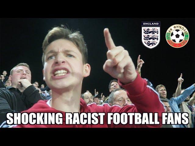 SHOCKING RACISM AT FOOTBALL MATCH | Bulgaria vs England