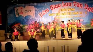 Múa Hương xuân Tây Bắc - CLB âm nhạc DAV