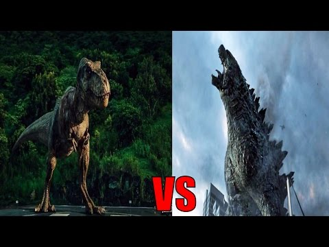 Rexy vs Godzilla Trailer (2018) - Asurekazani