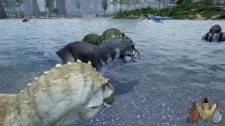 The Isle Gameplay #8 | A dramatic raptor tale