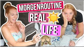 Meine REAL LIFE MORGENROUTINE 2018! | LauraJoelle