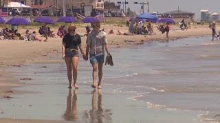 Galveston beaches reopen with COVID-19 recommendations in place