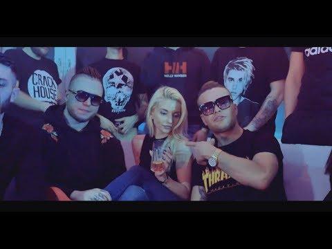 BANDURA X HELLFIELD X BLACHA 2115 - 500 Euro (prod. CrackHouse) OFFICIAL VIDEO
