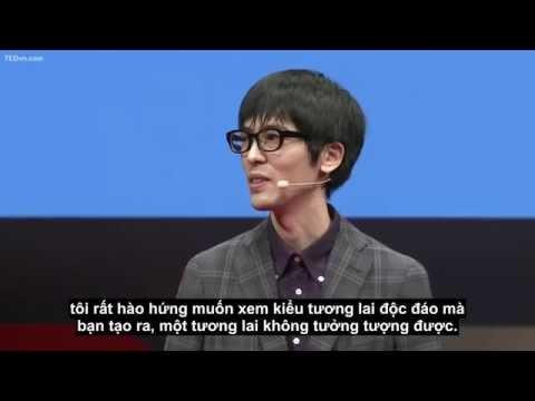 [TED Vietsub] Shimpei Takahashi  Chơi shiritori để có ý tưởng độc đáo