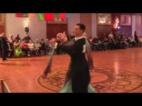 WDSF International Open Standard | Final | Malta Dance Festival 2017