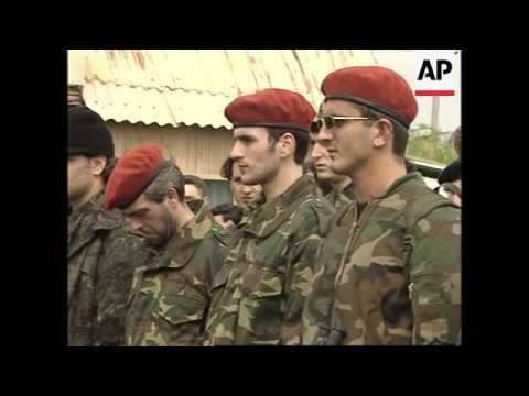 ALBANIA: KOSOVO CRISIS: VOLUNTEERS RECRUITED FOR KLA