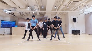EXO    The Eve Dance Practice