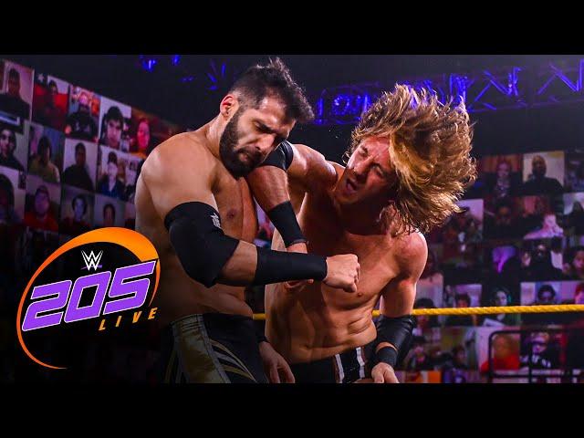Curt Stallion vs. Ariya Daivari: 205 Live, Dec. 4, 2020