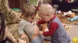 Дети Смешные Дети 2015 Приколы С Детьми 2