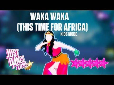 Just Dance 2020 (Unlimited) - Waka Waka - Kids Version (All Perfects)