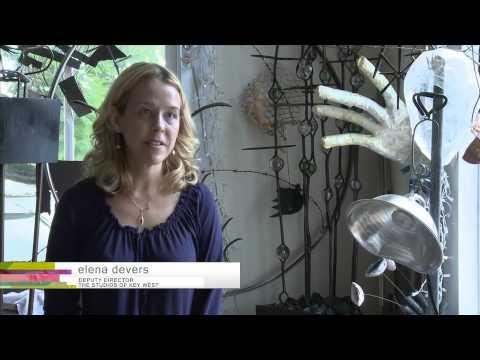 art loft episode 252 - Sculpture Key West, One Night Stand, David Tart
