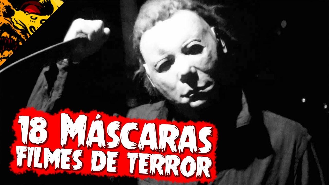 18 m scaras macabras dos filmes de terror halloween 2016 - Mascaras de terror ...