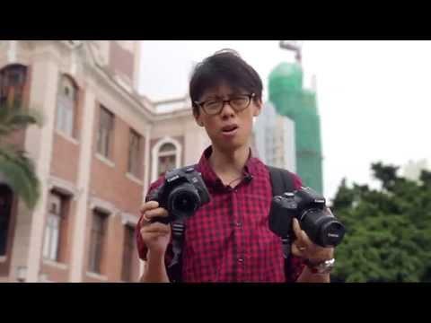DRTV по-русски: Сравнение Canon 750D, 760D и Nikon D5500