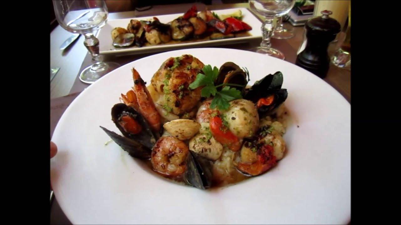 Кухня Юга Франции: что можно съесть в Провансе. - YouTube