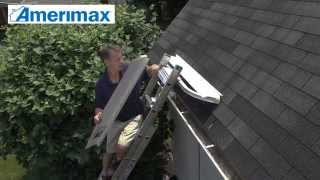 Video How to Install Amerimax Solid Gutter Cover Gutter Guards download MP3, 3GP, MP4, WEBM, AVI, FLV November 2017