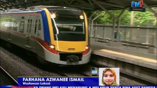 THAIPUSAM 2017 - KTMB AKAN BEROPERASI 3 HARI 2 MALAM MULAI 8-10 FEB [6 FEB 2017]