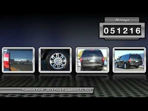 2014 Ford Expedition EL Fremont Ford - Bay Area, CA P14054