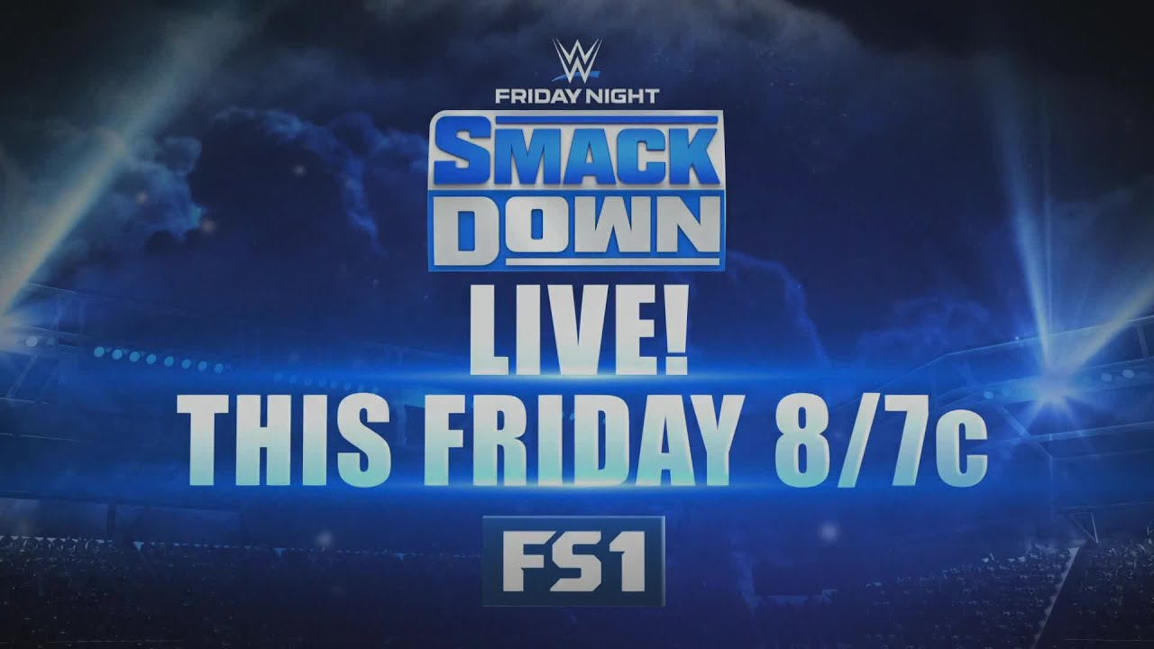 What Channel is SmackDown On Tonight?