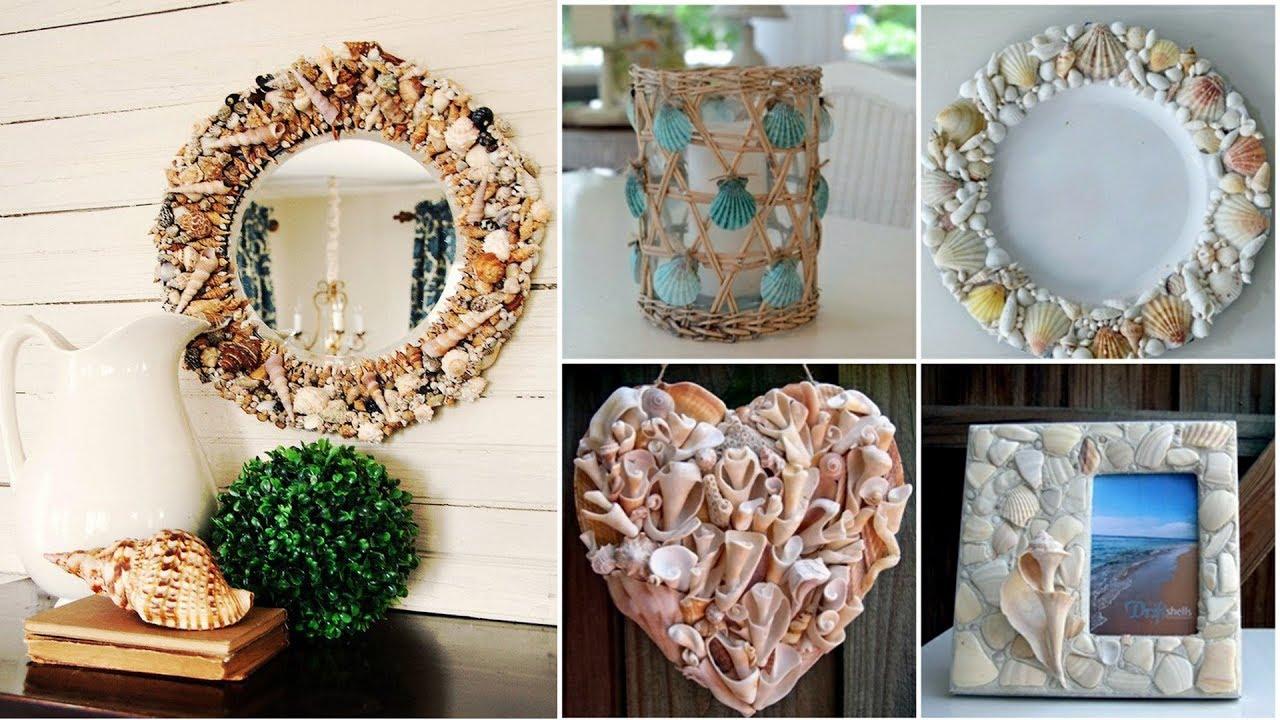 Seashell Themed Bathroom Ideas Youtube