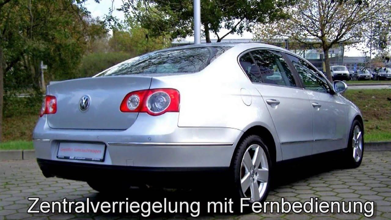 volkswagen passat b6 fsi 2.0 highline 2006