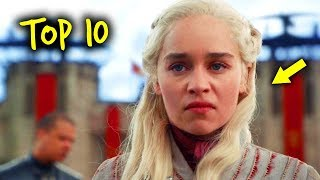 Game Of Thrones Season 8 Episode 4 - Top 10 Moments & Easter Eggs