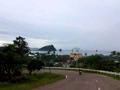 1st glimpse of Boston Davao Oriental