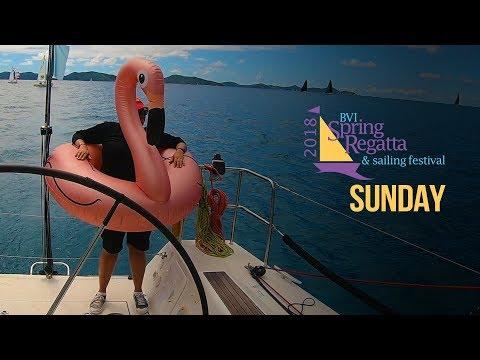 BVI Spring Regatta 2018 - Sunday