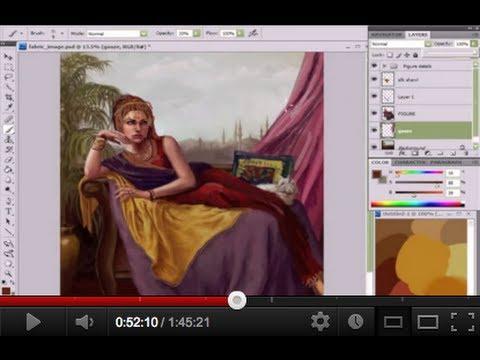 Secrets of Fabric, with Lauren K Cannon - Part 1