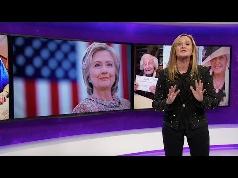 Let Hillary Be Hillary | Full Frontal with Samantha Bee | TBS