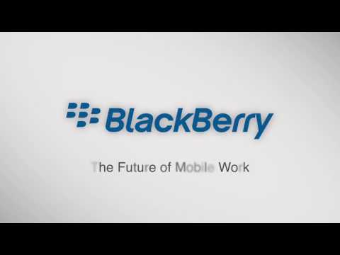BlackBerry Work: Redefining the Mobile Experience