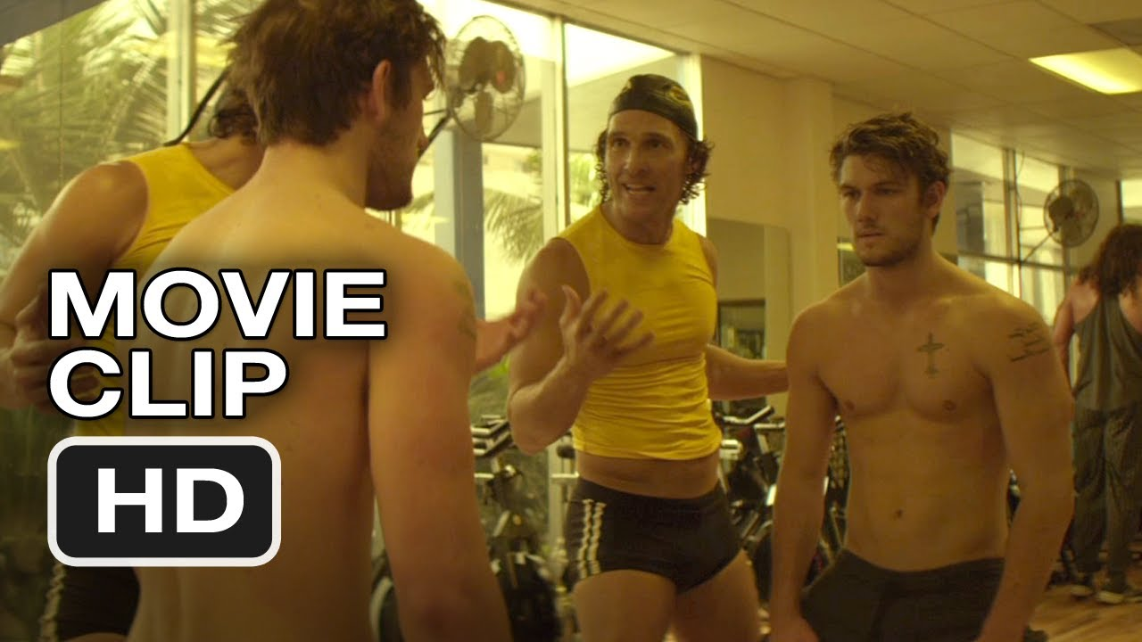 Channing Tatum Stripping Video For Magic Mike Prequel