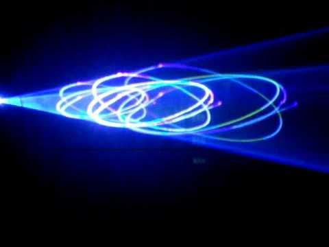 Laser Effects - Net Screen 3 Layers
